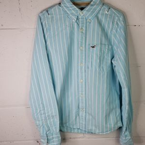 Nwt Hollister mens button up